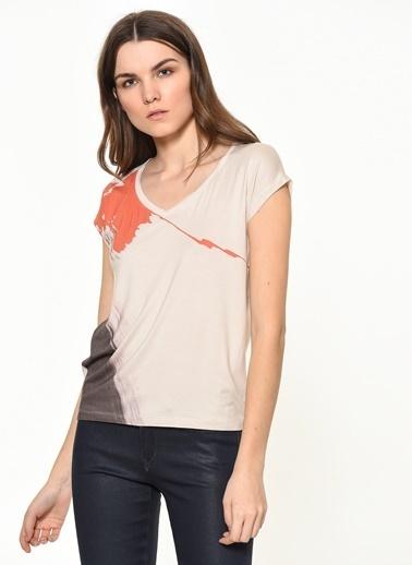 Calvin Klein Tişört Bej
